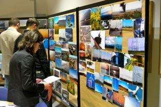 Jurysitzung zum EMMVEE-Fotowettbewerb 2011