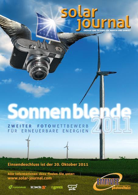 """Fotowettbewerb """"Sonnenblende 2011"""""""